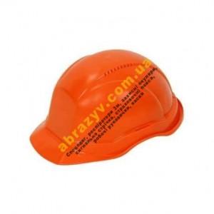 Захисна каска будівельна монтажна Універсал Тип Б помаранчева