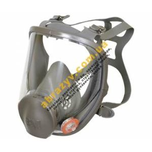 Полная маска 3М серии 6000 2