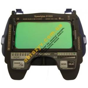 Фільтр автоматичного затемнення 3М Speedglas ™ 9100X, код 500015