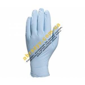 Одноразовые нитриловые перчатки Delta Plus VENITACTYL V1400B100