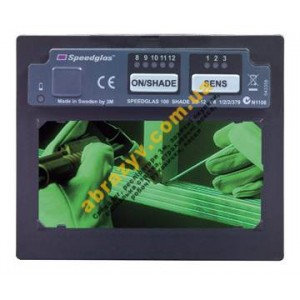 Фильтр автоматического затемнения 3М Speedglas 100V 750020