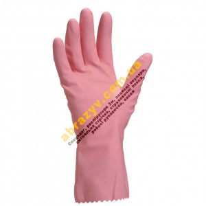 Перчатки защитные Delta Plus ZEPHIR 210, латексные 2
