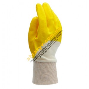 Рукавички з нітриловим покриттям DOLONI 4523