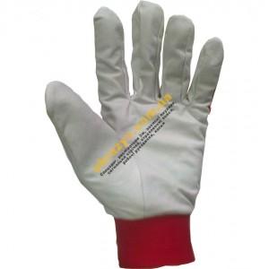 Перчатки защитные Flexy с гладкой свиной кожи высшего качества