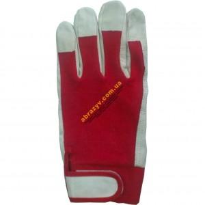 Перчатки защитные Flexy с гладкой свиной кожи высшего качества 2