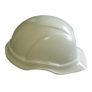 Защитная каска строительная монтажная Универсал Тип Б белая