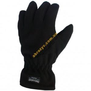 Зимние трикотажные перчатки Cerva Mynah утепленные