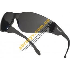 Очки защитные Delta Plus BRAVA2 SMOKE затемненные