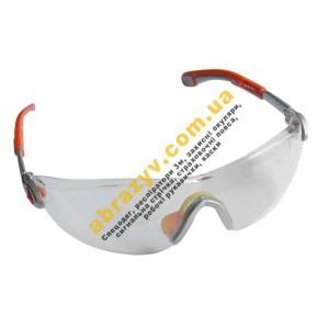 Захисні окуляри Delta Plus VULCANO2 CLEAR