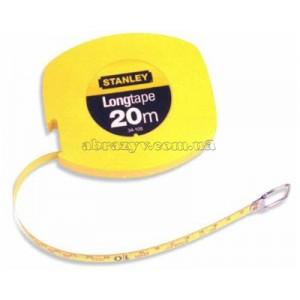 Рулетка измерительная 20 м Stanley Longtape 0-34-105