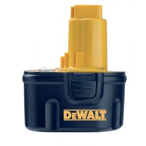Аккумулятор DeWalt DE9501, NiMH, 12 В, 2,4 А / год, 3000 циклов