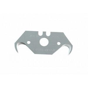 Лезвие ножа STANLEY 0-11-946 1996 крюк для листовых матер. 5шт. На блистере