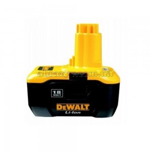 Акумулятор DeWalt DE9180, Li-Ion , 18 V, 2,0 Аг, 2000 циклів