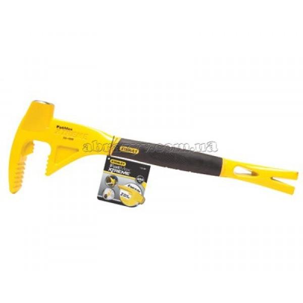 """Лом цвяходер STANLEY """"FatMax ® Xtreme ™ FuBar ™"""" багатофункціональний 1-55-099"""