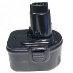 Аккумулятор DeWalt DE9074, NiCd, 12 V, 1,3 Аг, 3000 циклов