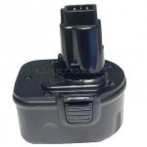 Акумулятор DeWalt DE9074, NiCd, 12 V, 1,3 Аг, 3000 циклів