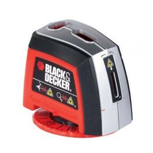 Лазерний рівень Black&decker BDL120, однонаправлений, 9 V, ±1мм, промінь 4 м