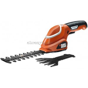 Садові ножиці/кущоріз Black&Decker GSL700KIT