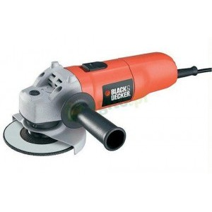 Кутова шліфмашина Black&Decker, 700 Вт, d=115 мм, 10.000 об/хв. CD115