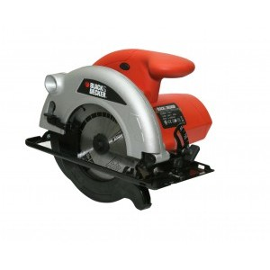 Пила дисковая Black&Decker, 1100 Вт, 170x16 мм, рез 55 мм, пар.упор. + Доп диск CD601A