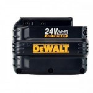 Аккумулятор DeWalt DE0241, NiMH , 24V, 3 Аг, 3000 циклов
