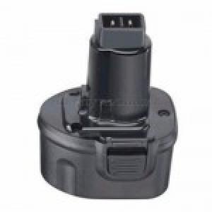 Аккумулятор DeWalt DE9057, NiCd, 7.2 V, 1.3 Аг, 3000 циклов