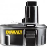 Аккумулятор DeWalt DE9092, NiCd, 14.4 V, 2,4 А/ч, 3000 циклов