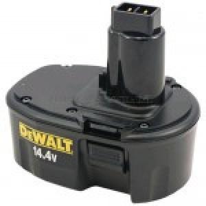 Аккумулятор DeWalt DE9094, NiCd 14.4В, 1.3 А/ч, 3000 циклов
