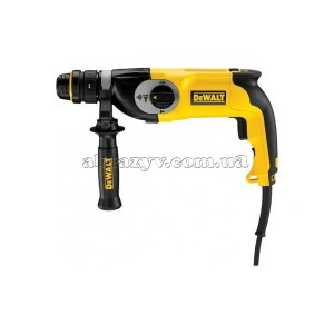 Перфоратор DeWalt D25124K SDS-Plus 2