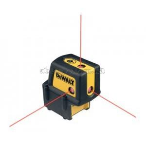 Лазерный отвес DeWALT DW084K