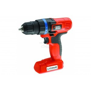 Шурупокрут аккум. Black&Decker Li-Ion 7.0 В, 1.3 Ач, 8.0Нм, 10мм ШЗП. EPL7I