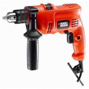 Дриль ударна Black&Decker KR504RE