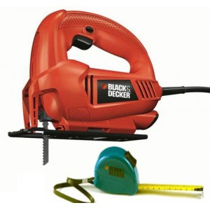 Електролобзик BLACK&DECKER KS500K_R