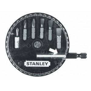 Биты в наборе STANLEY 1-68-737 7шт