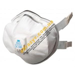 Респиратор 3М 8825 FFP2 D многократного использования