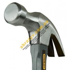 "Молоток ""Stanley® Grey Fiberglass Curve Claw"" 1-51-529 2"