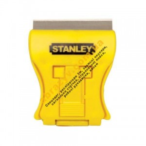 "Скребок мини STANLEY ""Mini Glass Scraper"" 0-28-218"