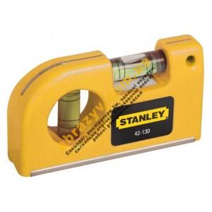 """Уровень Stanley 0-42-130 """"Рocket Level"""" карманный L=87мм"""