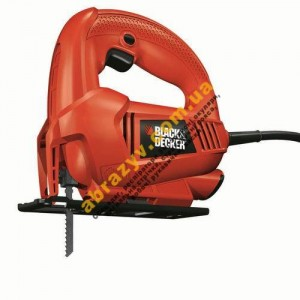 Електролобзик Black&Decker KS500K_X