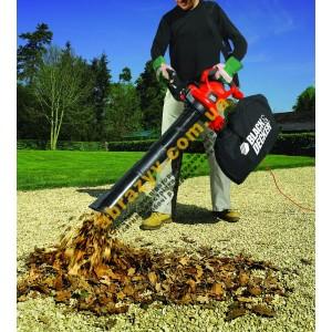 Садовый пылесос Black&Decker GW3050 2