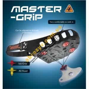 Захисні накладки для взуття MASTER GRIP