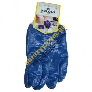 Перчатки защитные нитриловые Doloni 850 2