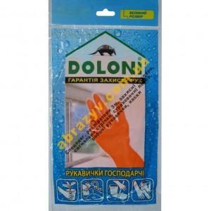 Перчатки DOLONI 4546 для работы со скользкими поверхностями 2