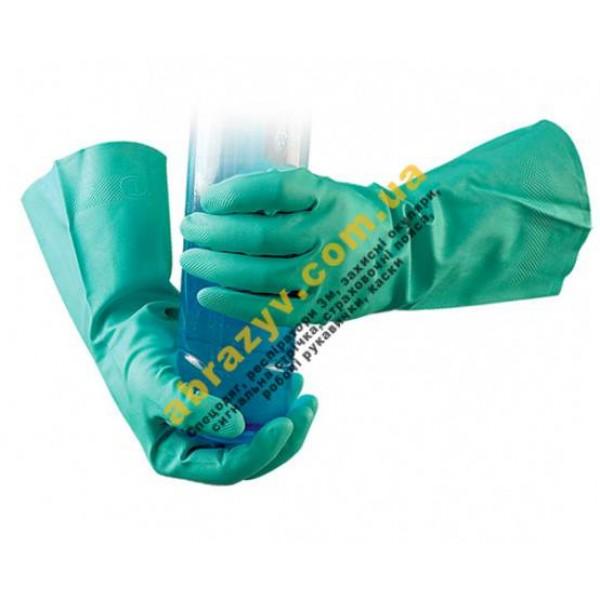 Захисні нітрилові рукавички OZON ОРІОН 6-027