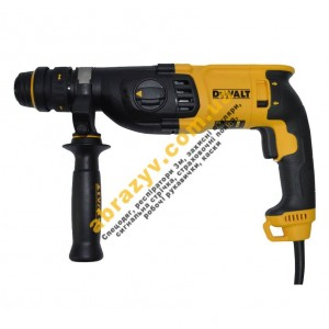 Перфоратор DeWALT D25134K SDS-Plus 2