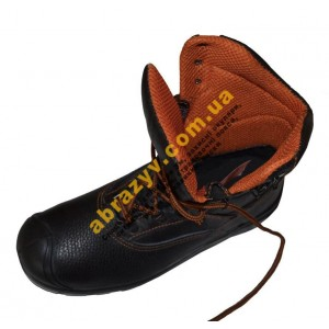 Ботинки TALAN Шторм BA411-2 с высокими берцами 2