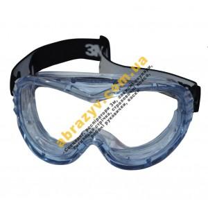 Очки защитные закрытые 3M 71360-00011M