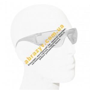 Окуляри 3M SECURE FIT прозорі AS/AF 2