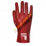Перчатки Portwest A427 защитные с ПВХ обливом