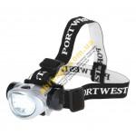 LED фонарик налобный Portwest PA50